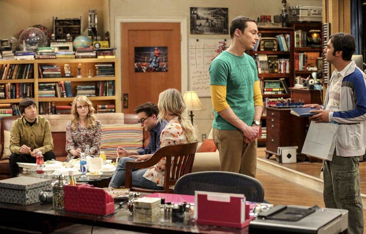 THE BIG BANG THEORY Season 10 Episode 18 Photos The Escape Hatch Identification 12