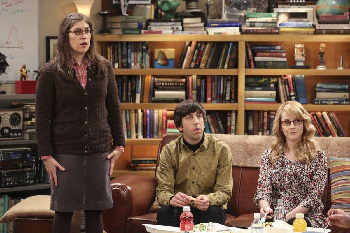 THE BIG BANG THEORY Season 10 Episode 18 Photos The Escape Hatch Identification 14