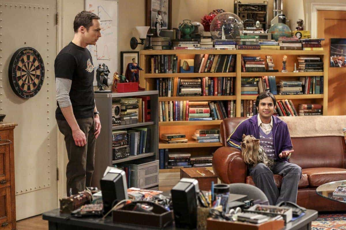 THE BIG BANG THEORY Season 10 Episode 18 Photos The Escape Hatch Identification 16