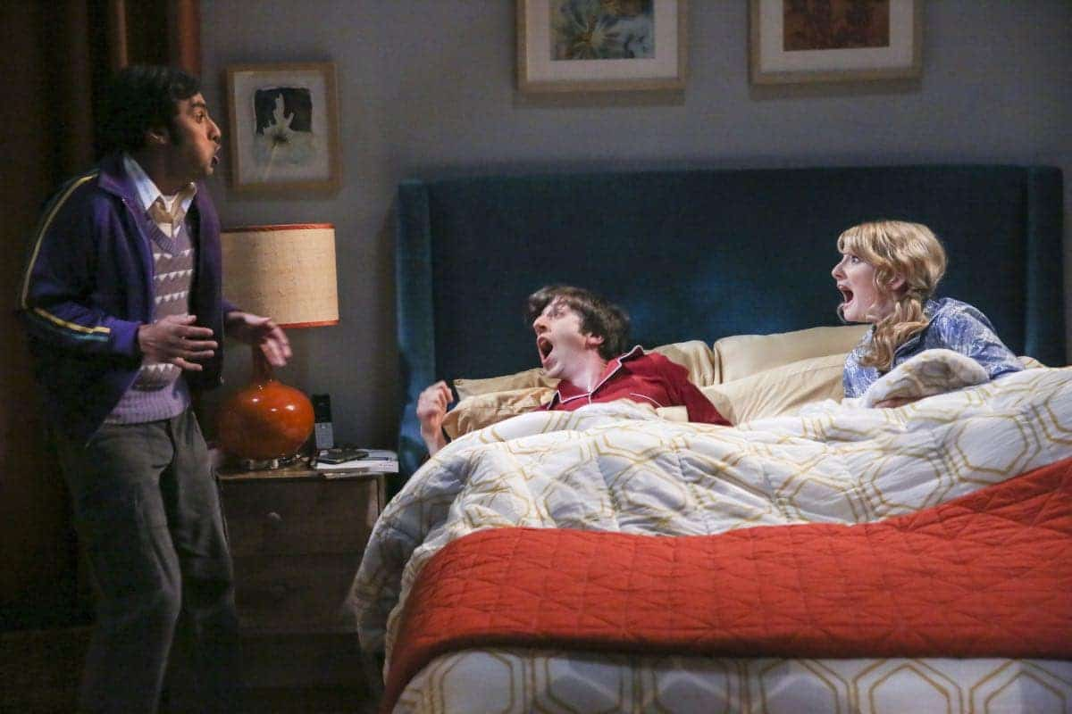 THE BIG BANG THEORY Season 10 Episode 18 Photos The Escape Hatch Identification 18