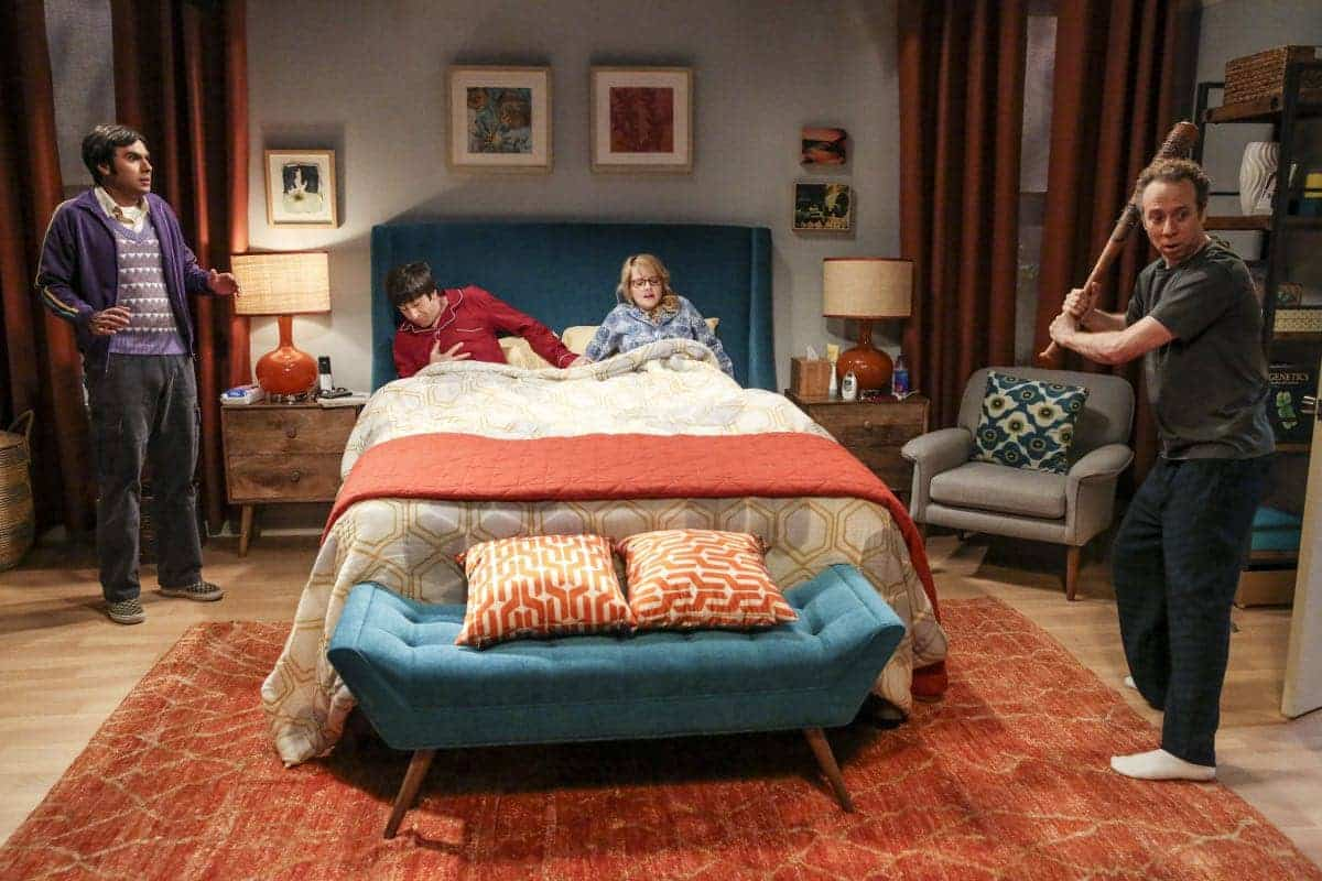 THE BIG BANG THEORY Season 10 Episode 18 Photos The Escape Hatch Identification 19