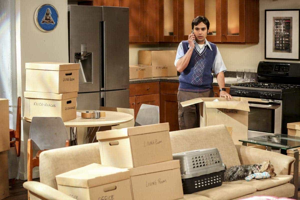 THE BIG BANG THEORY Season 10 Episode 18 Photos The Escape Hatch Identification 02