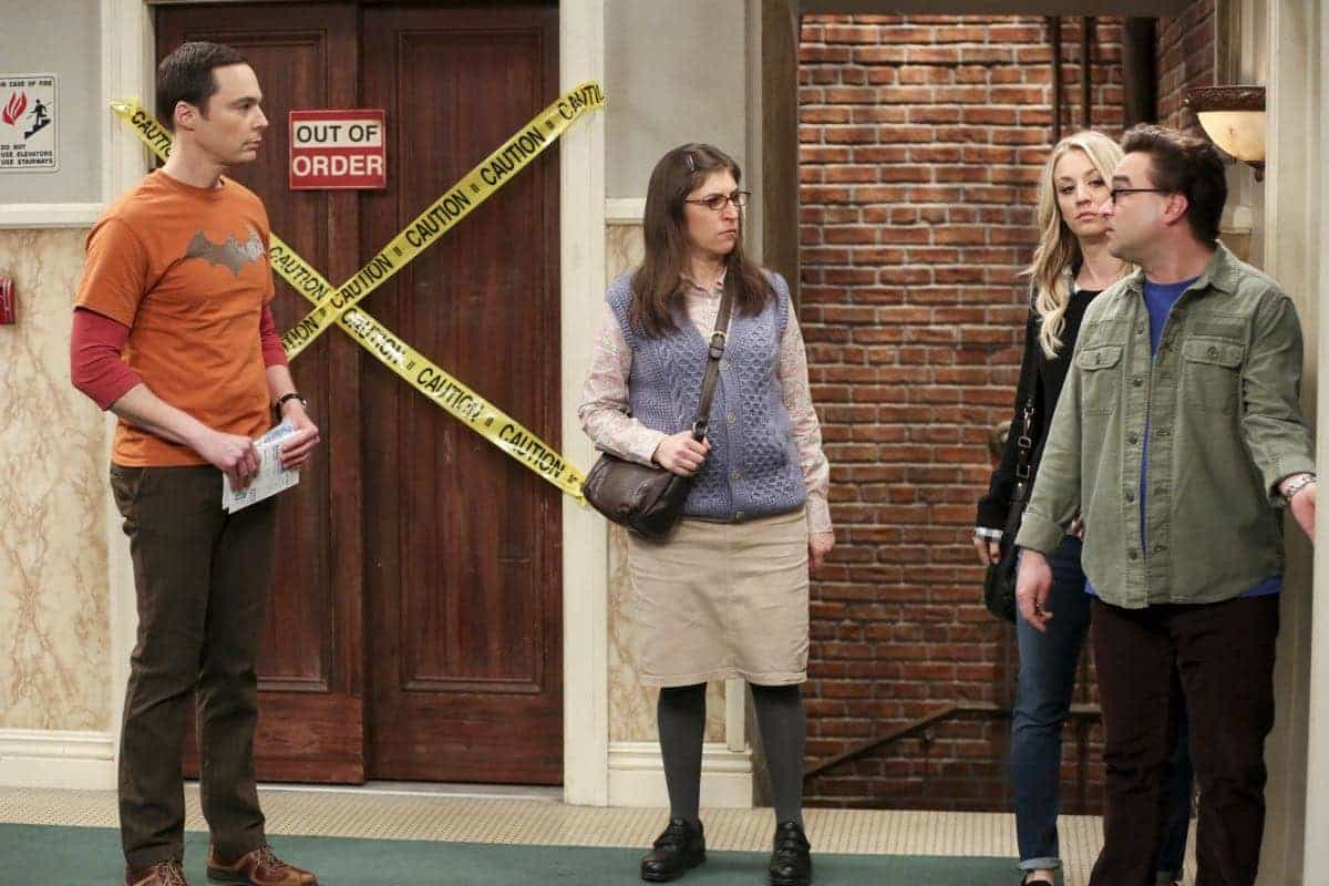 THE BIG BANG THEORY Season 10 Episode 18 Photos The Escape Hatch Identification 04