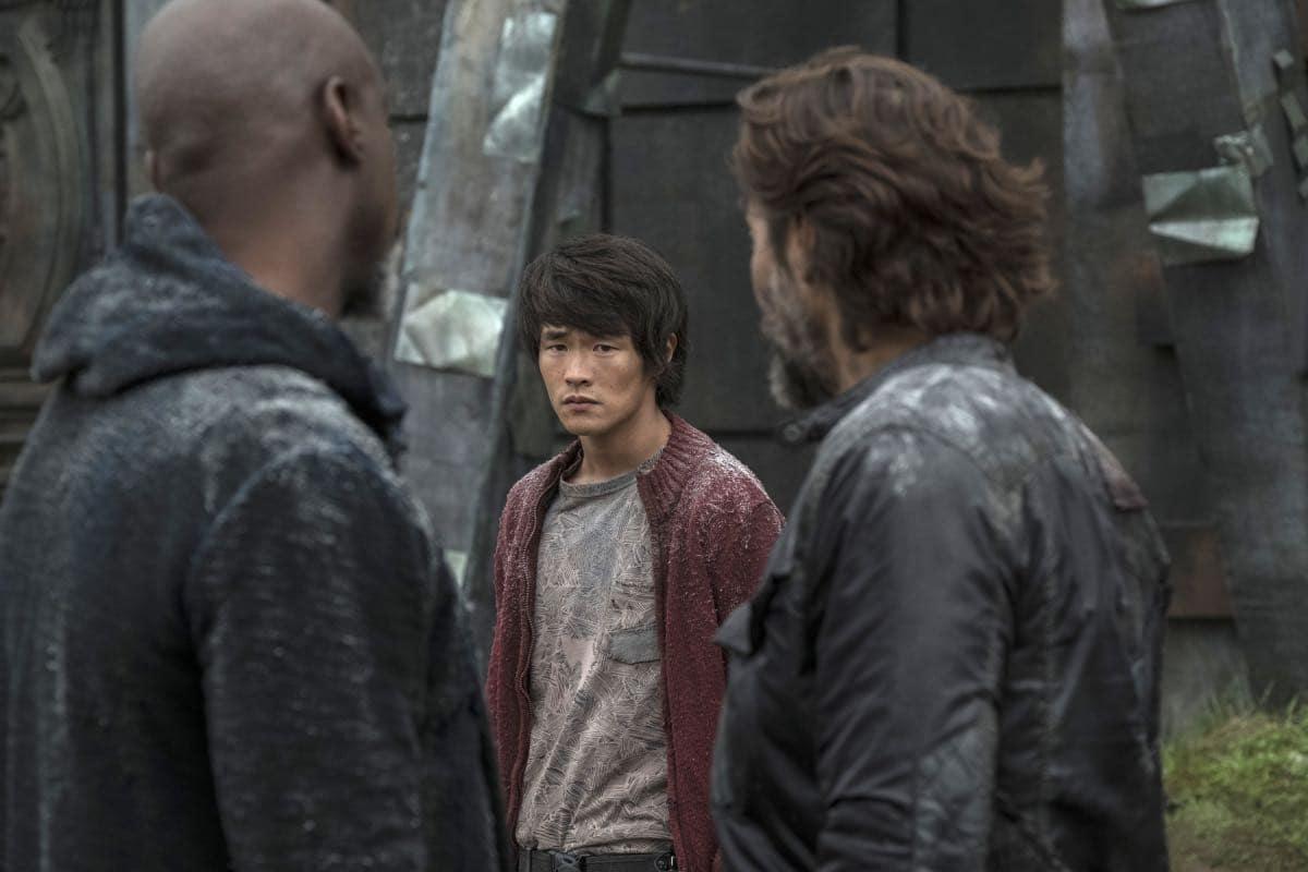THE 100 Season 4 Episode 6 Photos We Will Rise 07