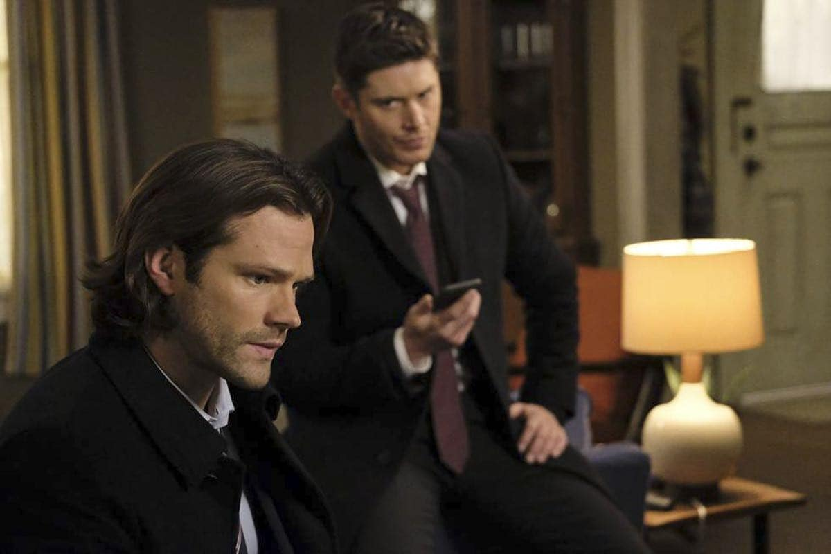SUPERNATURAL Season 12 Episode 15 Photos Somewhere Between Heaven and Hell 01