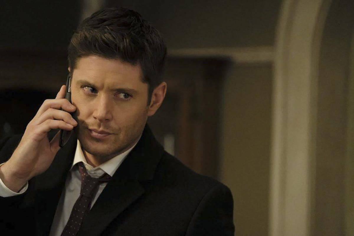 SUPERNATURAL Season 12 Episode 15 Photos Somewhere Between Heaven and Hell 02