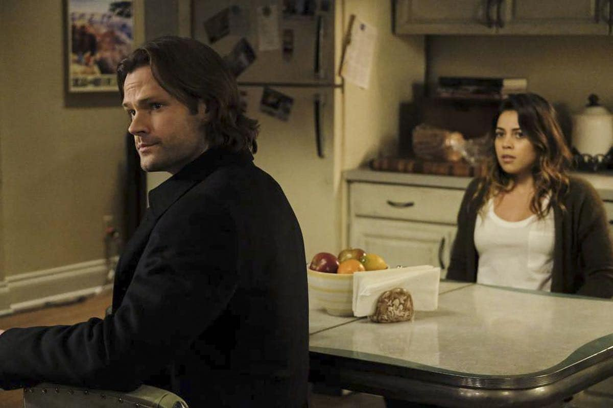 SUPERNATURAL Season 12 Episode 15 Photos Somewhere Between Heaven and Hell 03