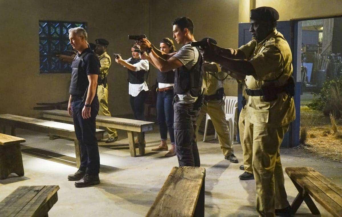 CRIMINAL MINDS BEYOND BORDERS Season 2 Episode 1 Photos Lost Souls 13