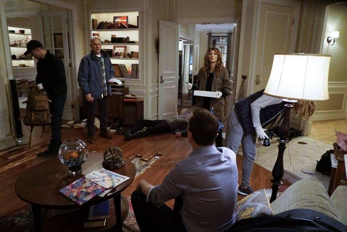 NCIS Season 14 Episode 17 Photos What Lies Above 7