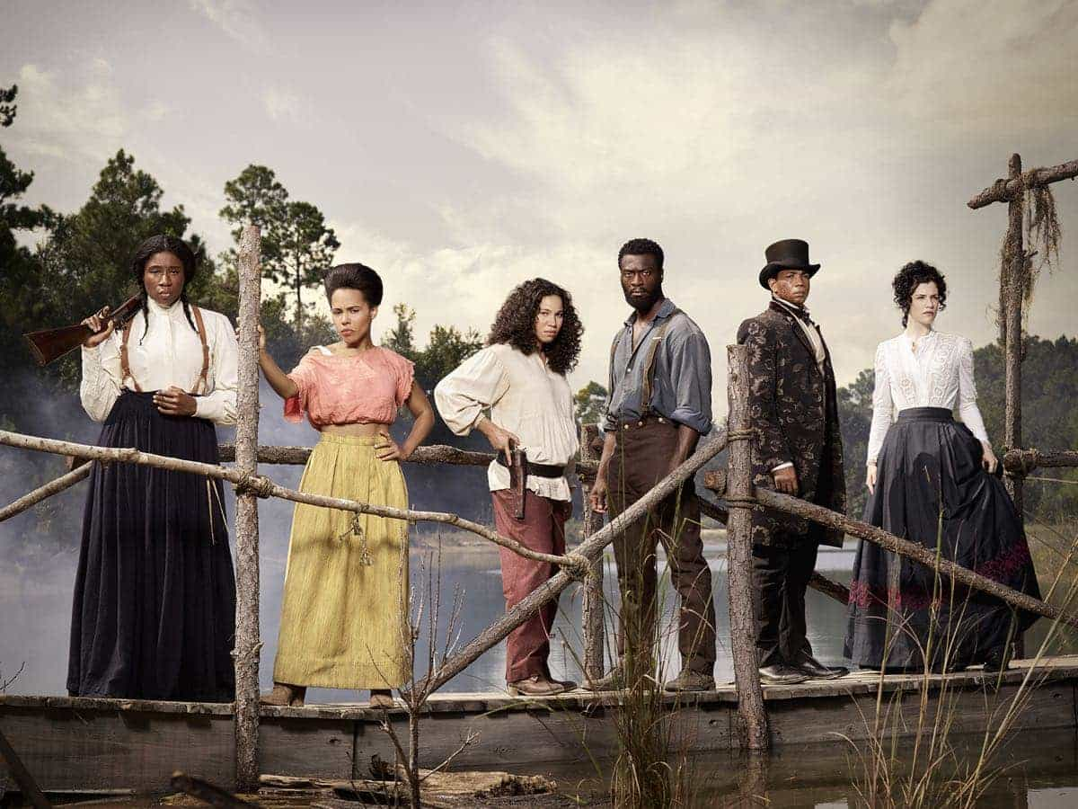 Underground Season 2 Cast Photo