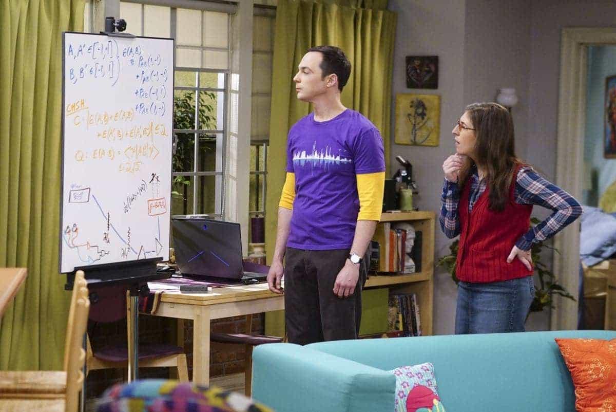 THE BIG BANG THEORY Season 10 Episode 19 Photos The Collaboration Fluctuation 06
