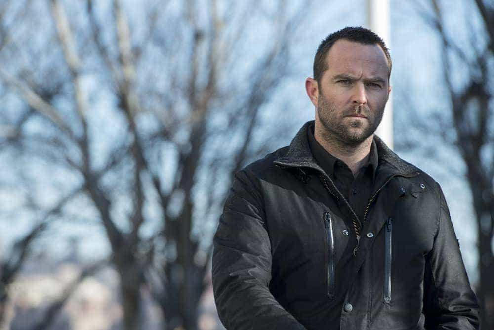 "BLINDSPOT -- ""Evil Did I Dwell, Lewd Did I Live"" Episode 216 -- Pictured: Sullivan Stapleton as Kurt Weller"