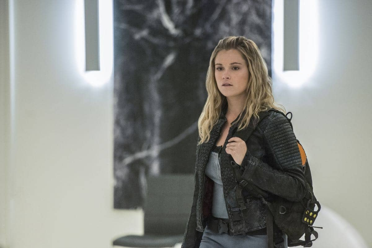 THE 100 Season 4 Episode 7 Photos Gimme Shelter 2