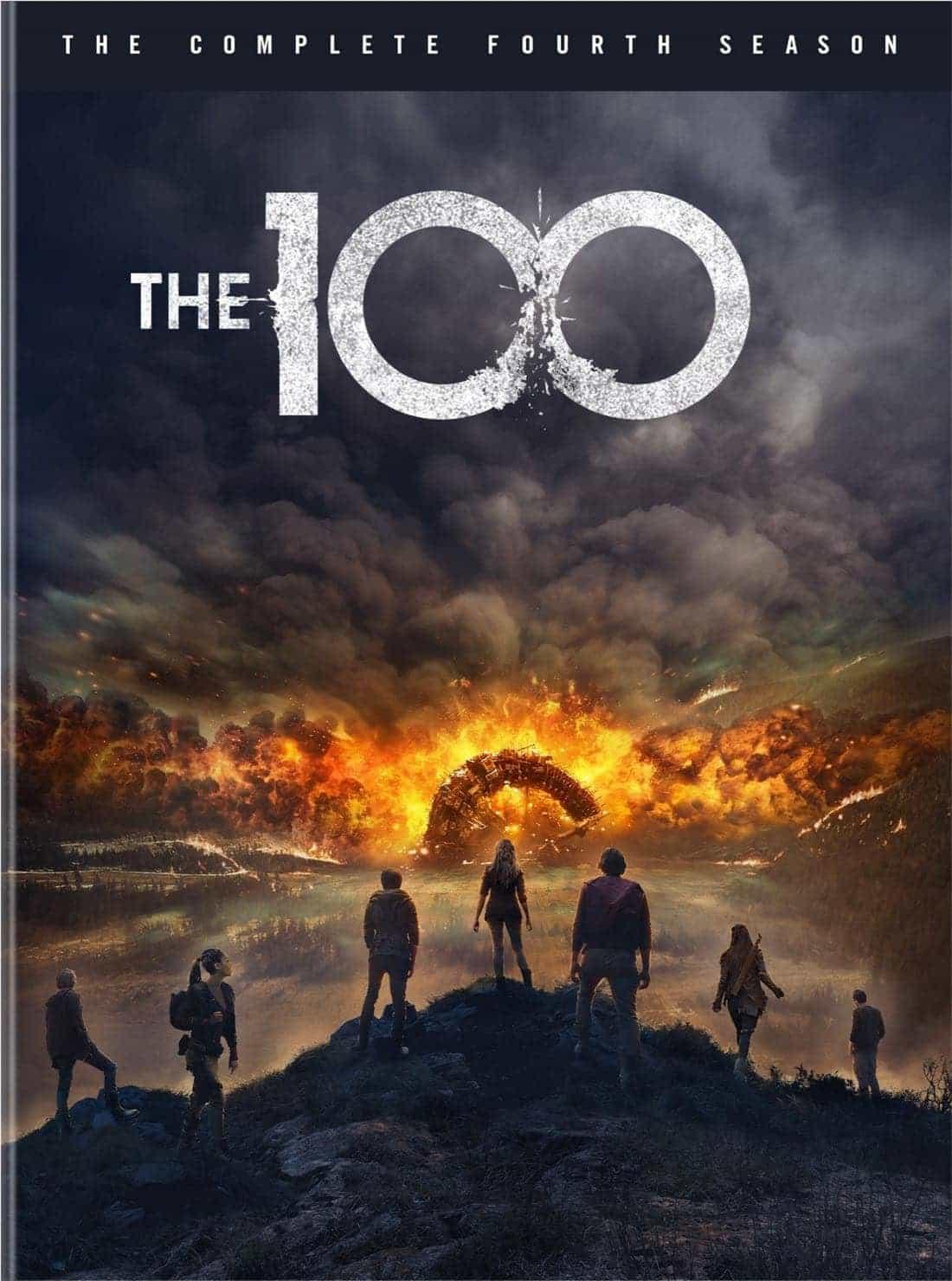The-100-Season-4-DVD