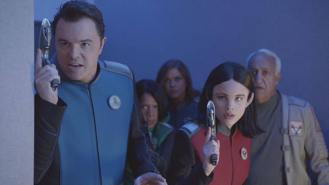 The Orville New Fox TV Series 2
