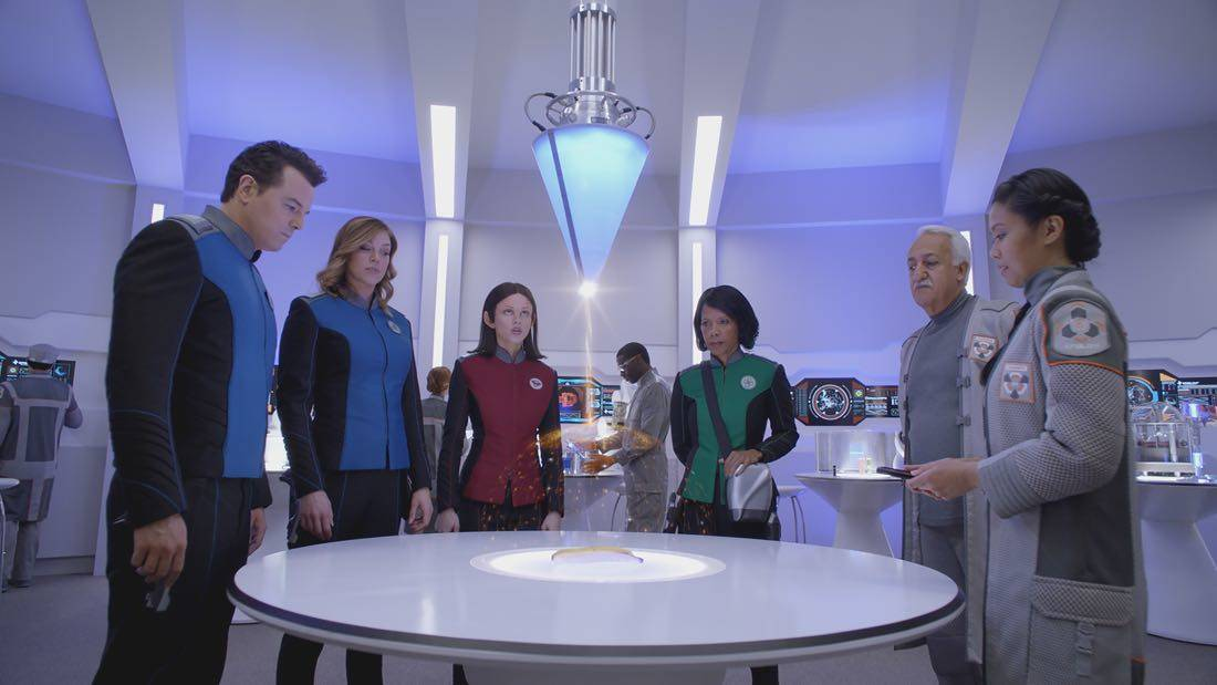 The Orville New Fox TV Series 3