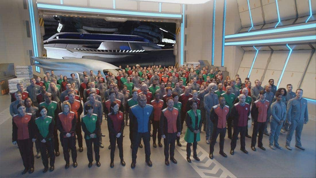 The Orville New Fox TV Series 4