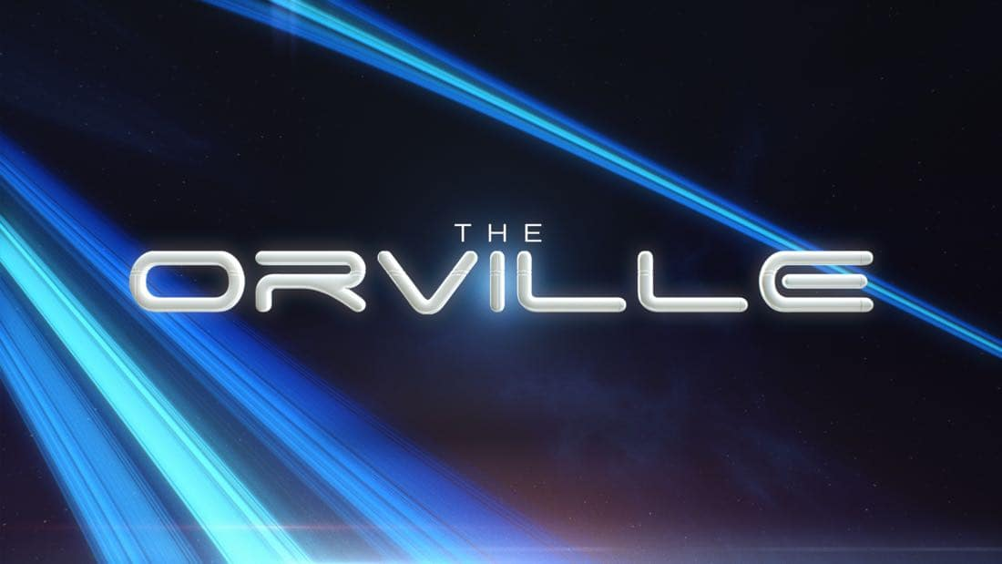 The Orville New Fox TV Series 1