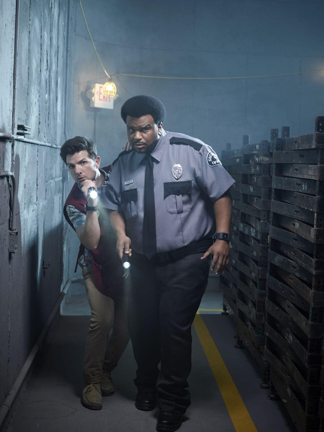 Ghosted New Fox TV Series 6