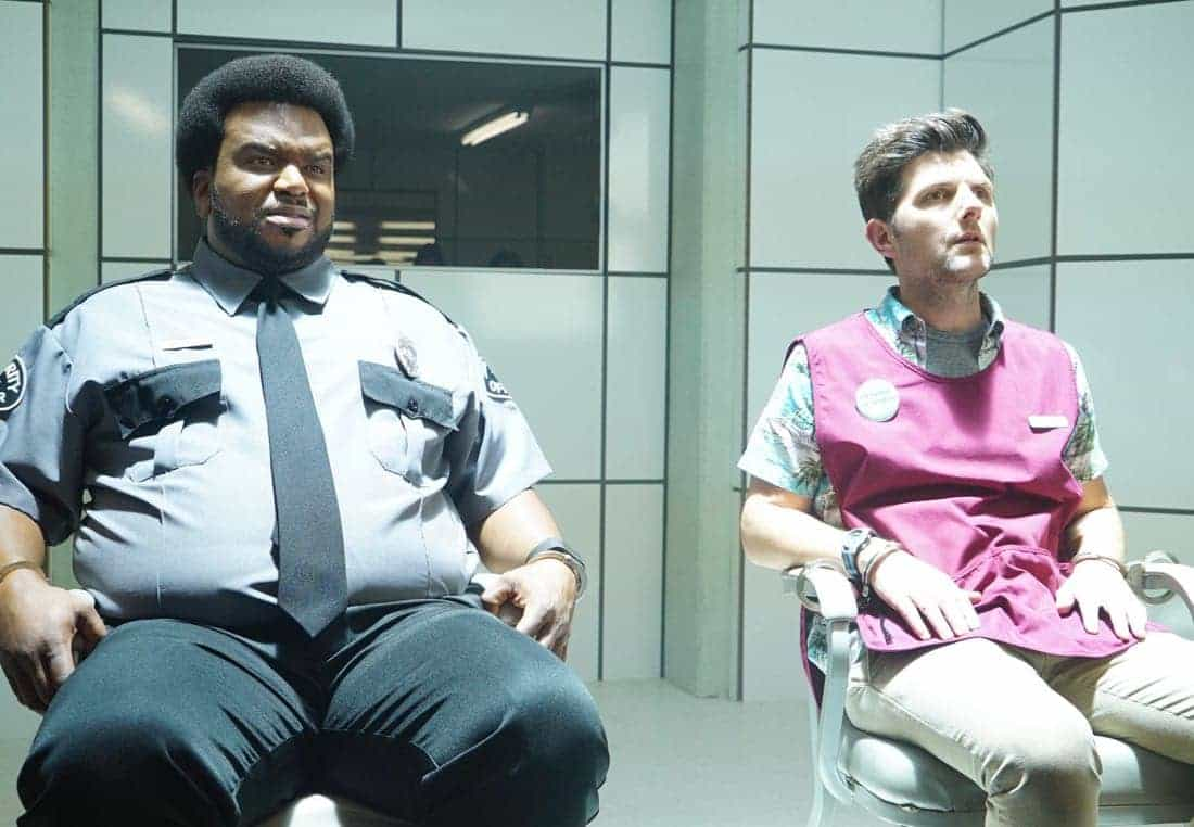 Ghosted New Fox TV Series 3