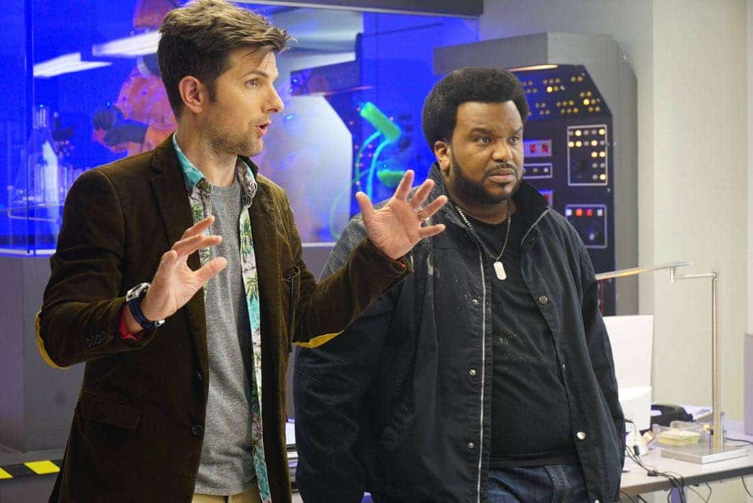 Ghosted New Fox TV Series 4