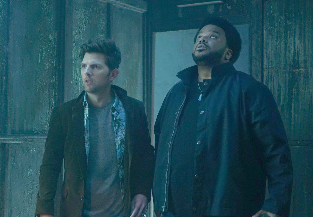 Ghosted New Fox TV Series 1