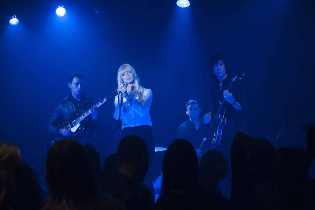 The Chromatics Twin Peaks