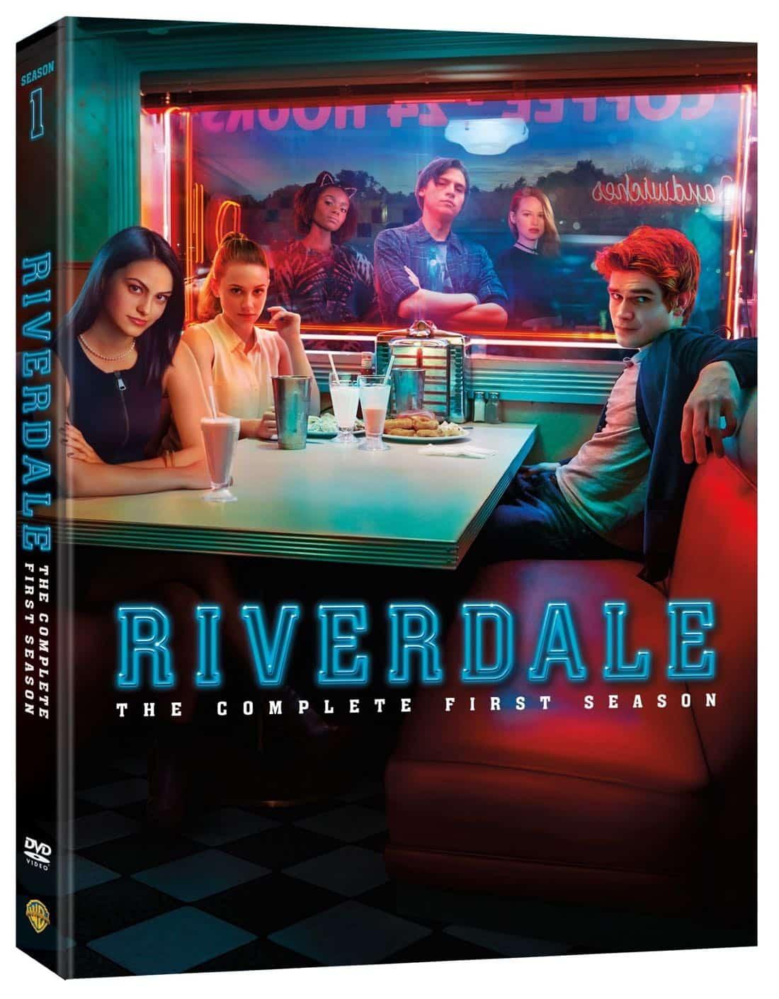 Riverdale-Season-1-DVD-Cover