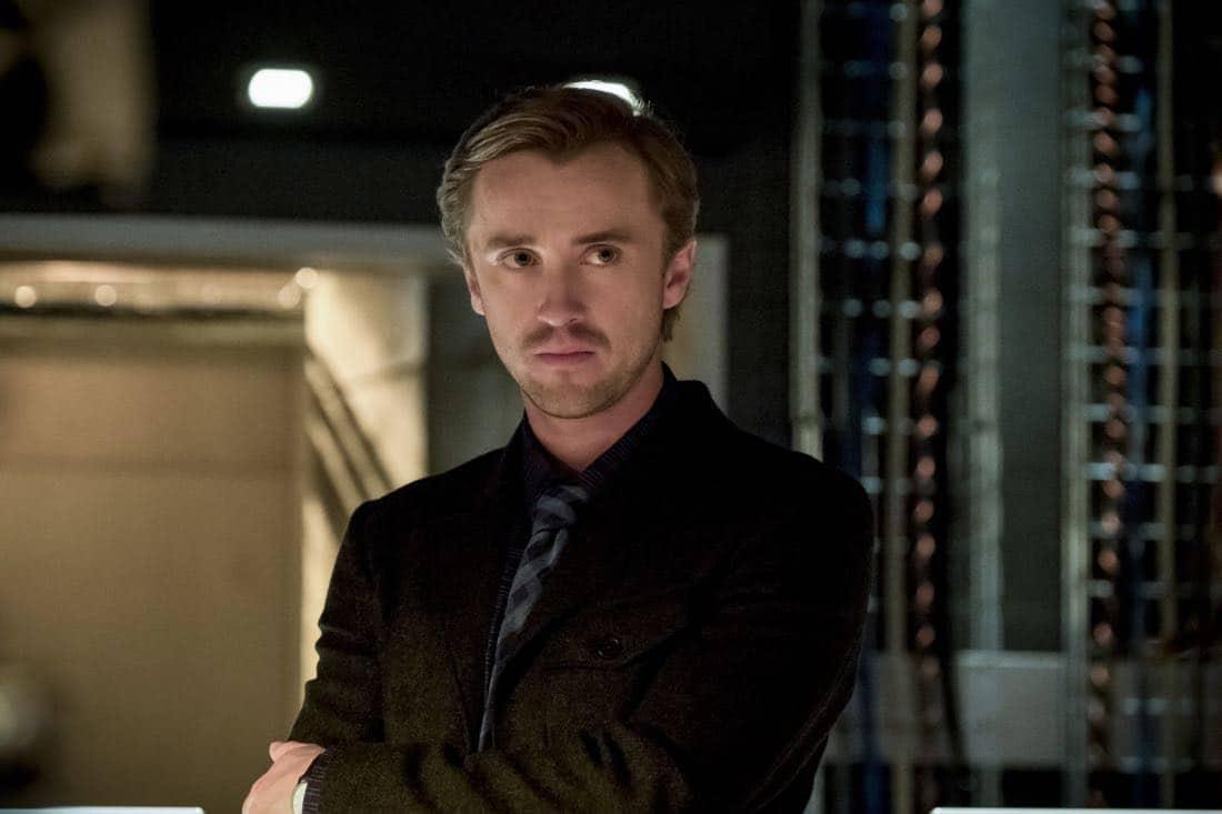 Tom Felton as Julian Albert The Flash