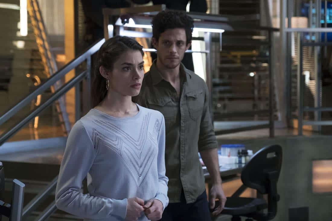 Stitchers Season 3 Episode 1 16
