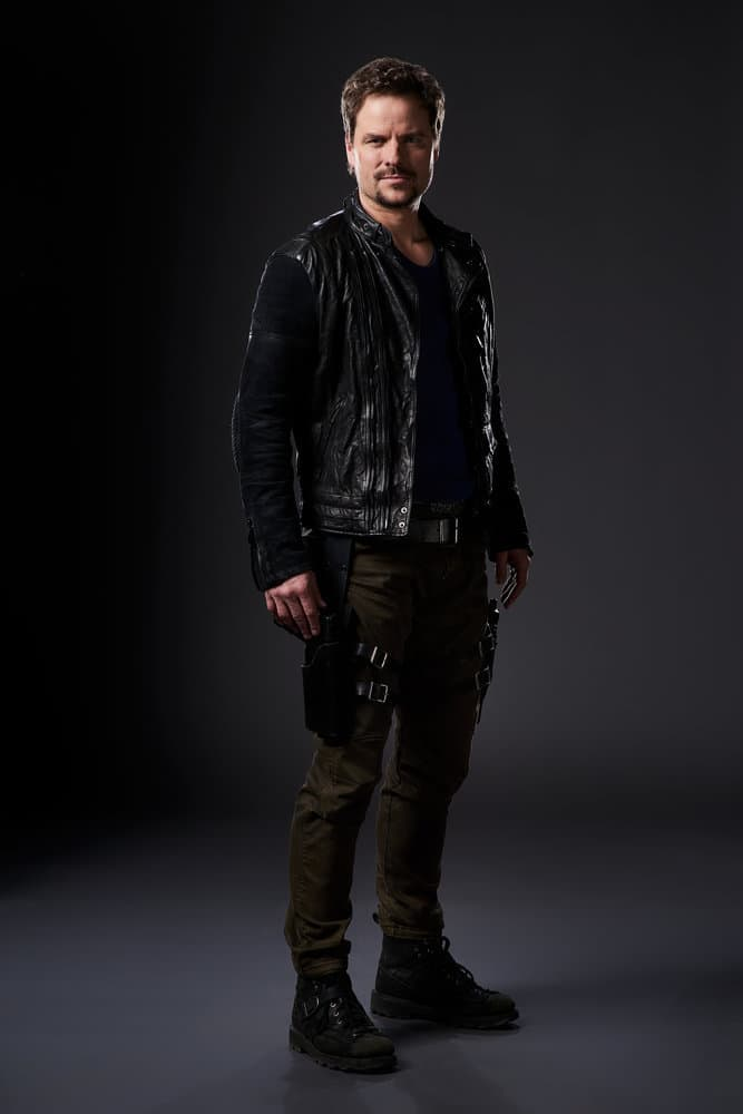 DARK MATTER -- Season:3 -- Pictured: Anthony Lemke as Three