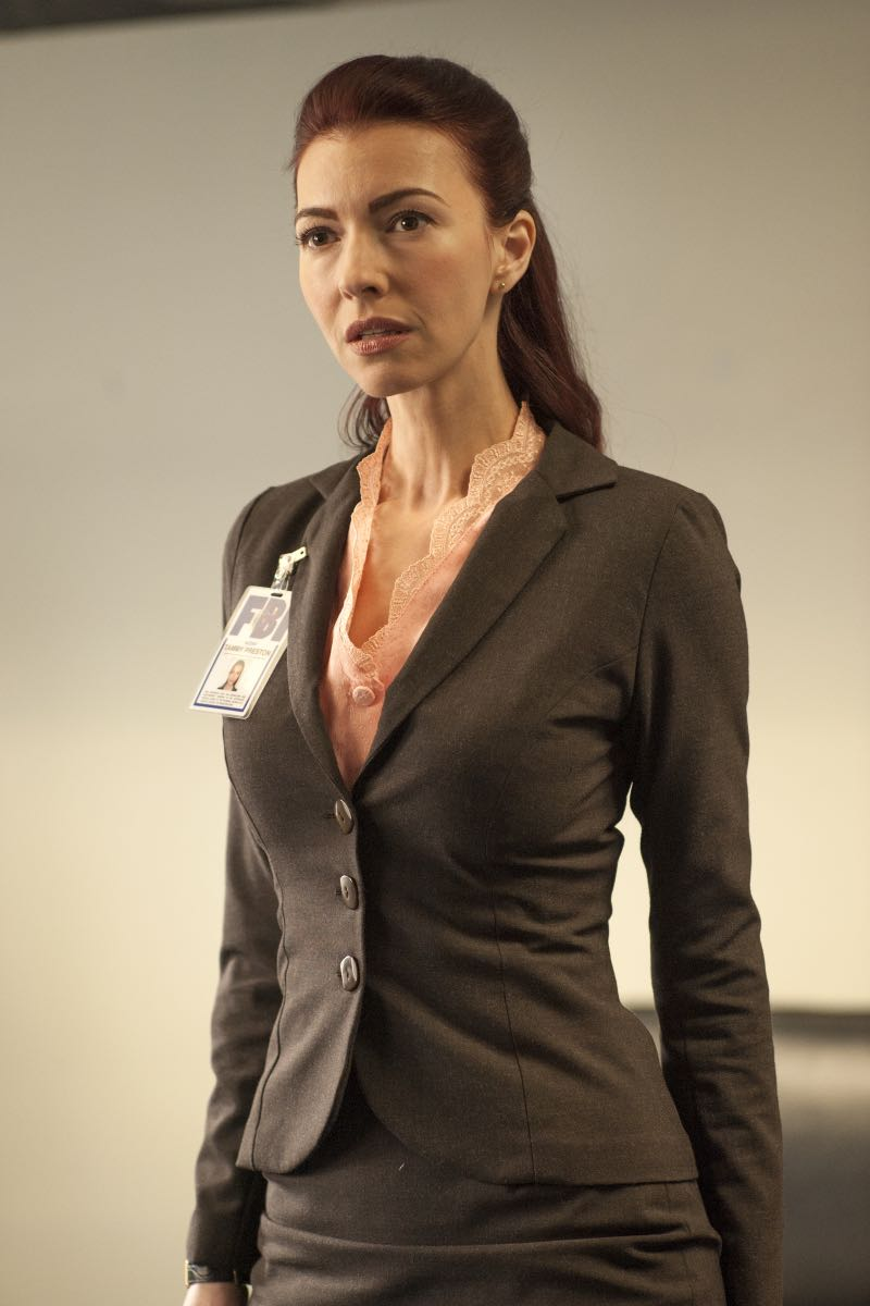 Chrysta Bell in a still from Twin Peaks. Photo: Suzanne Tenner/SHOWTIME