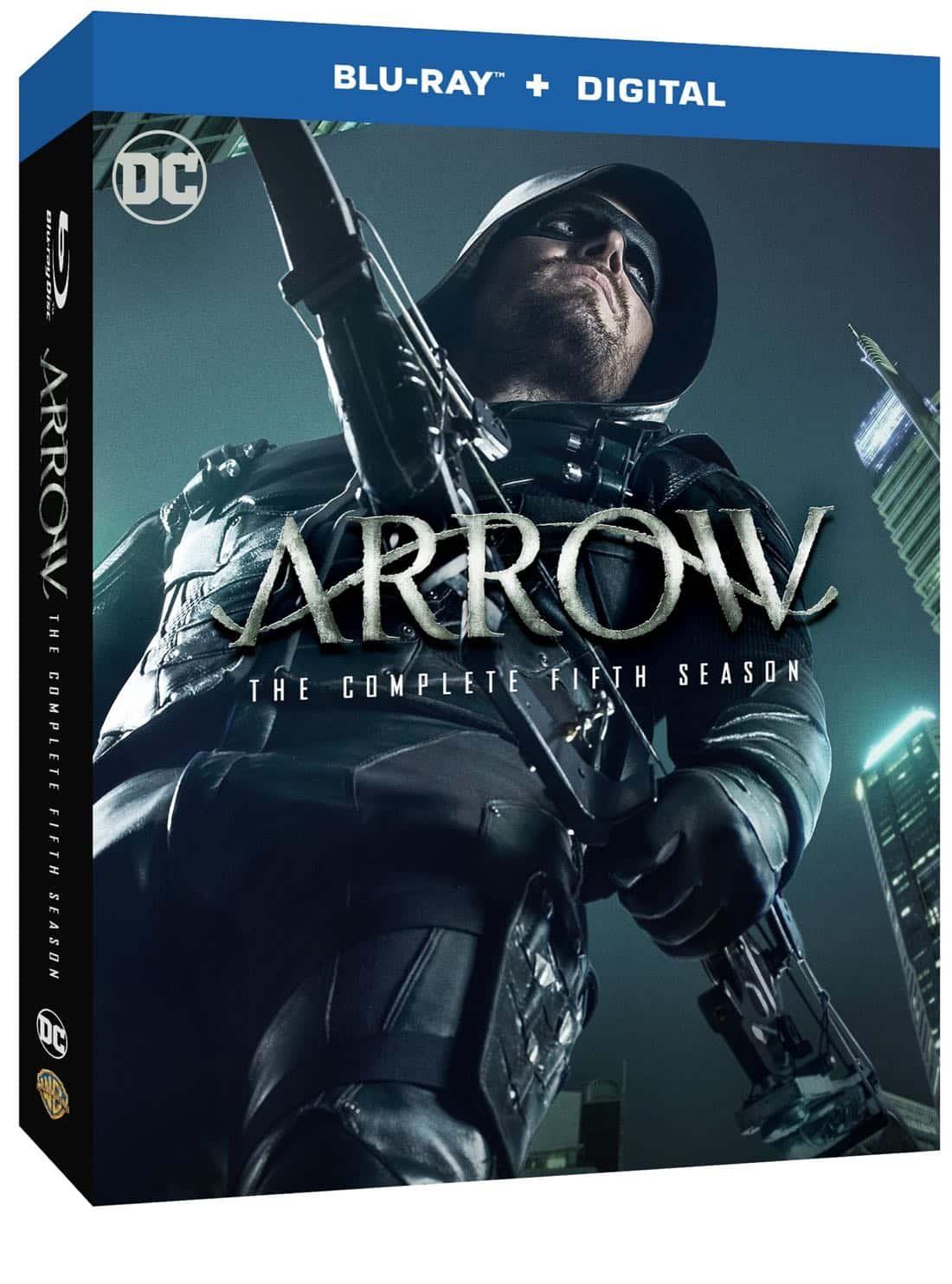 Arrow-Season-5-Bluray-Cover
