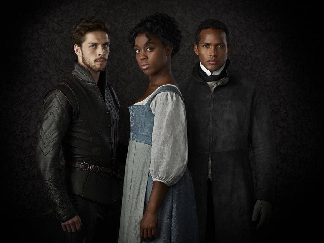 Still Star Crossed Cast ABC