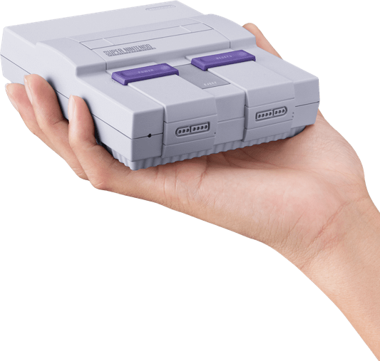 Super Nintendo Entertainment System: Super NES Classic Edition Console