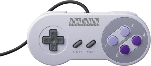 Super Nintendo Entertainment System: Super NES Classic Edition Controller