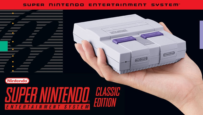 Super Nintendo Entertainment System: Super NES Classic Edition