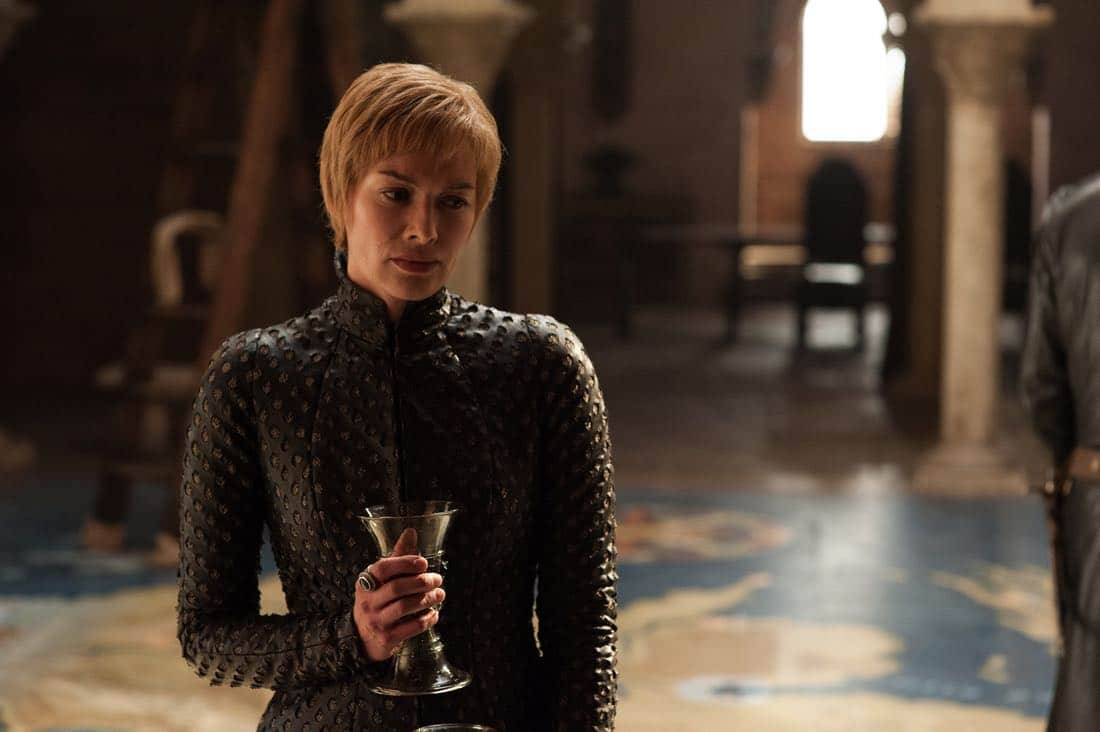 Episode 61 (season 7, episode 1), debut 7/16/17: Lena Headey. photo: Helen Sloan/courtesy of HBO