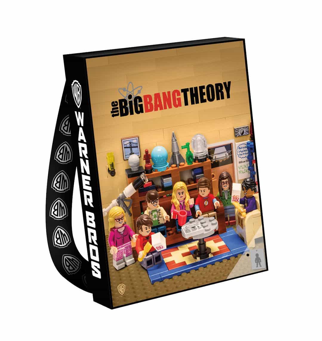 SDCC17 Bag Big Bang Theory The