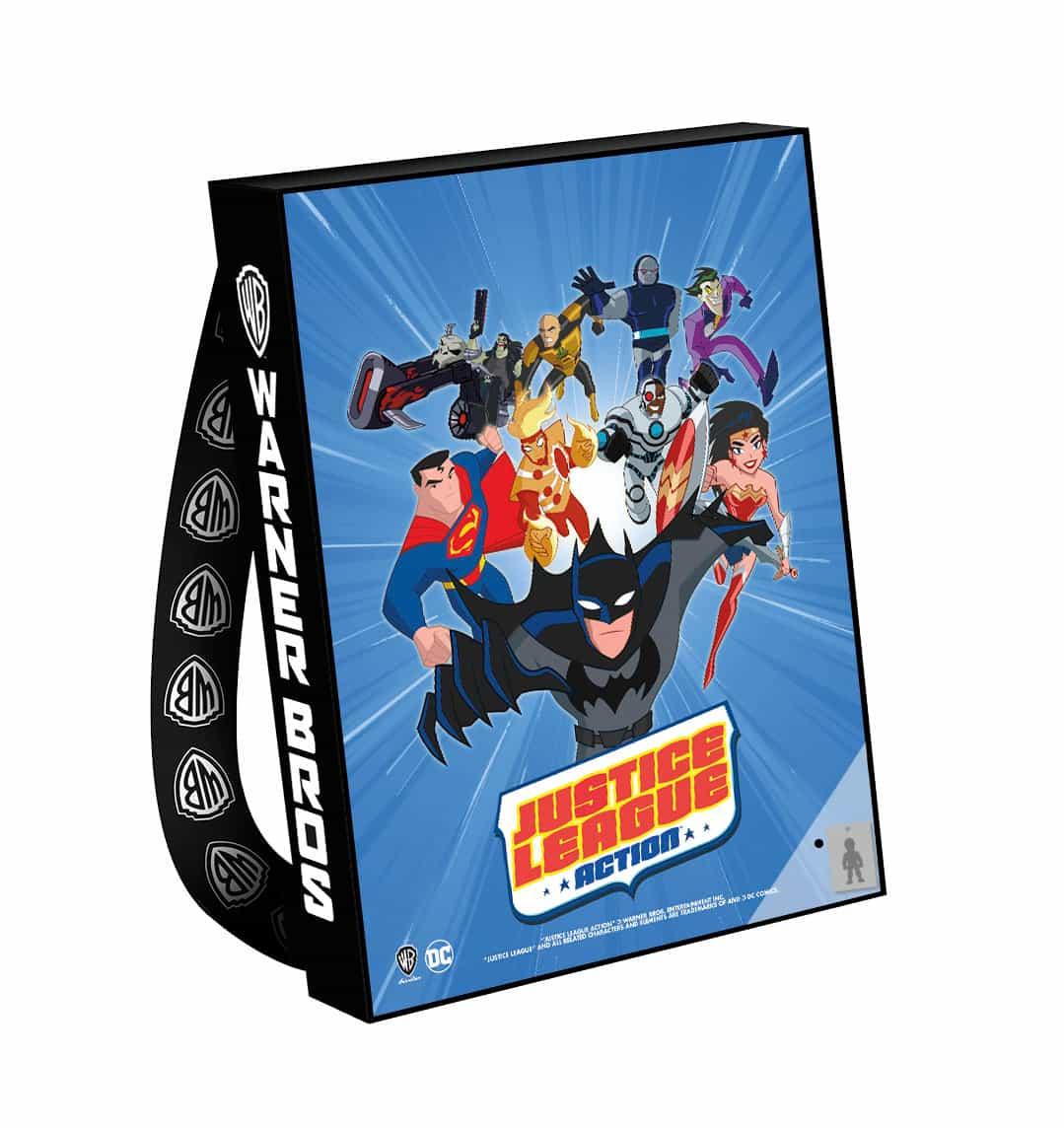 SDCC17 Bag Justice League Action