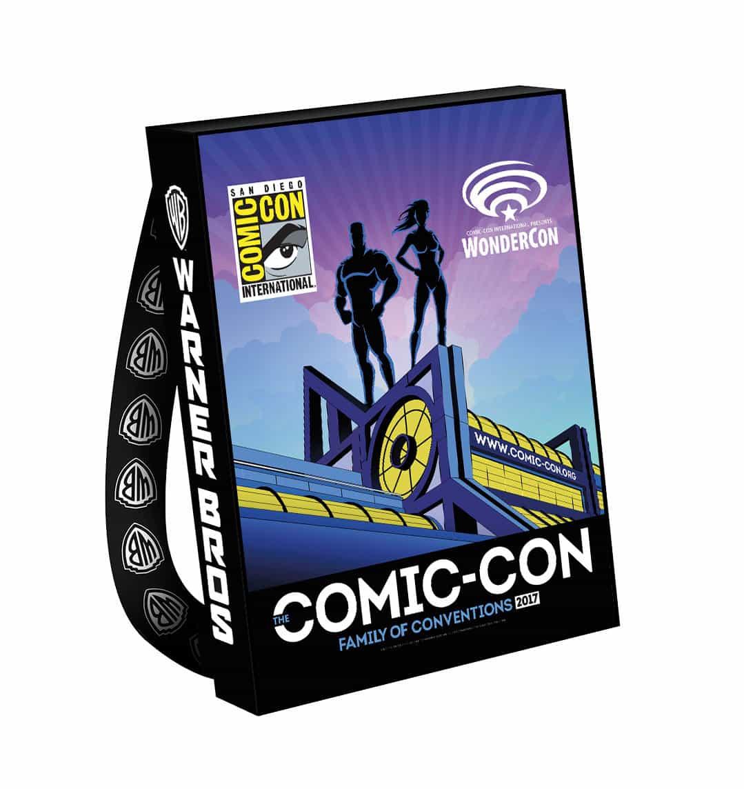 SDCC17 Bag Comic Con International
