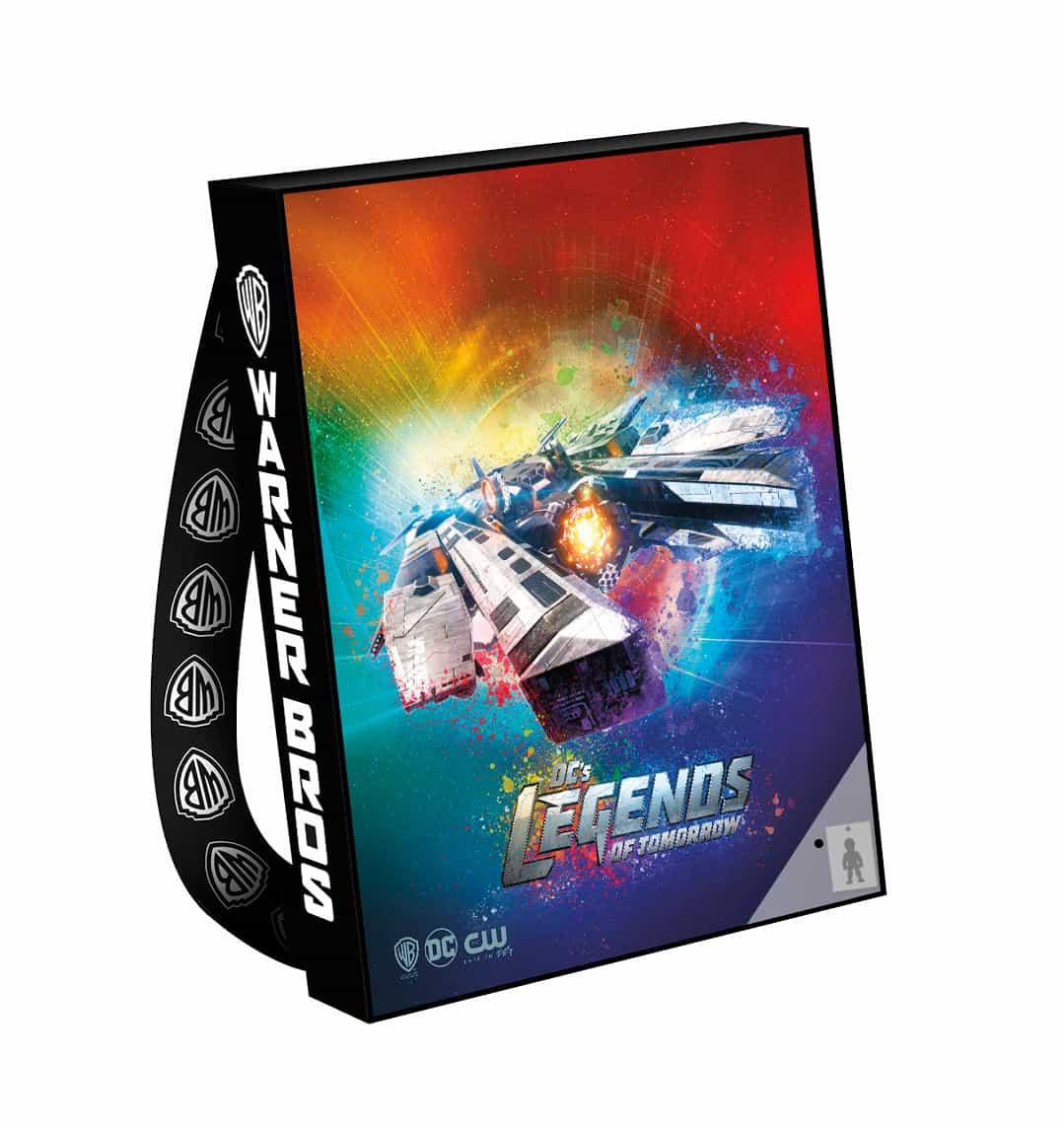 SDCC17 Bag DCs Legends of Tomorrow