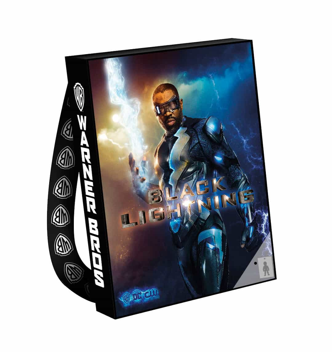 SDCC17 Bag Black Lightning