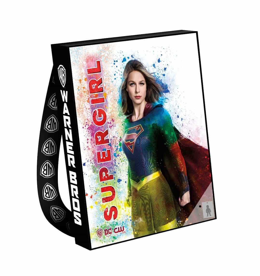 SDCC17 Bag Supergirl