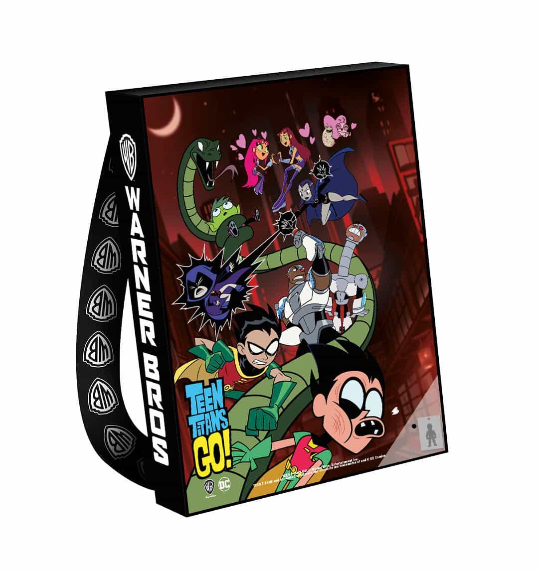 SDCC17 Bag Teen Titans Go