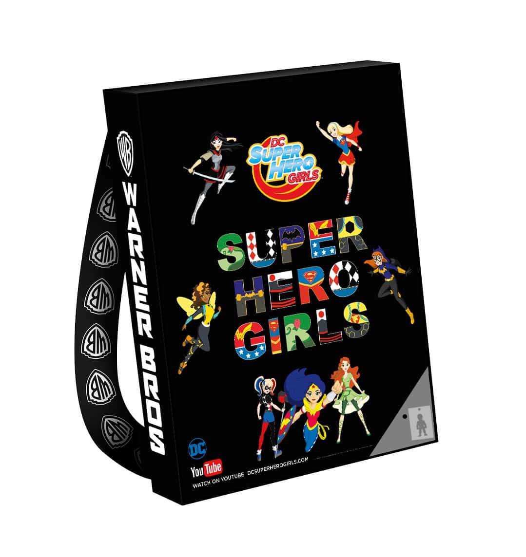 SDCC17 Bag DC Super Hero Girls