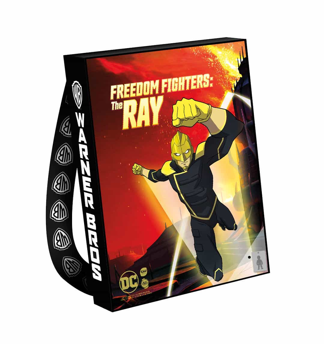 SDCC17 Bag Freedom Fighters The Ray