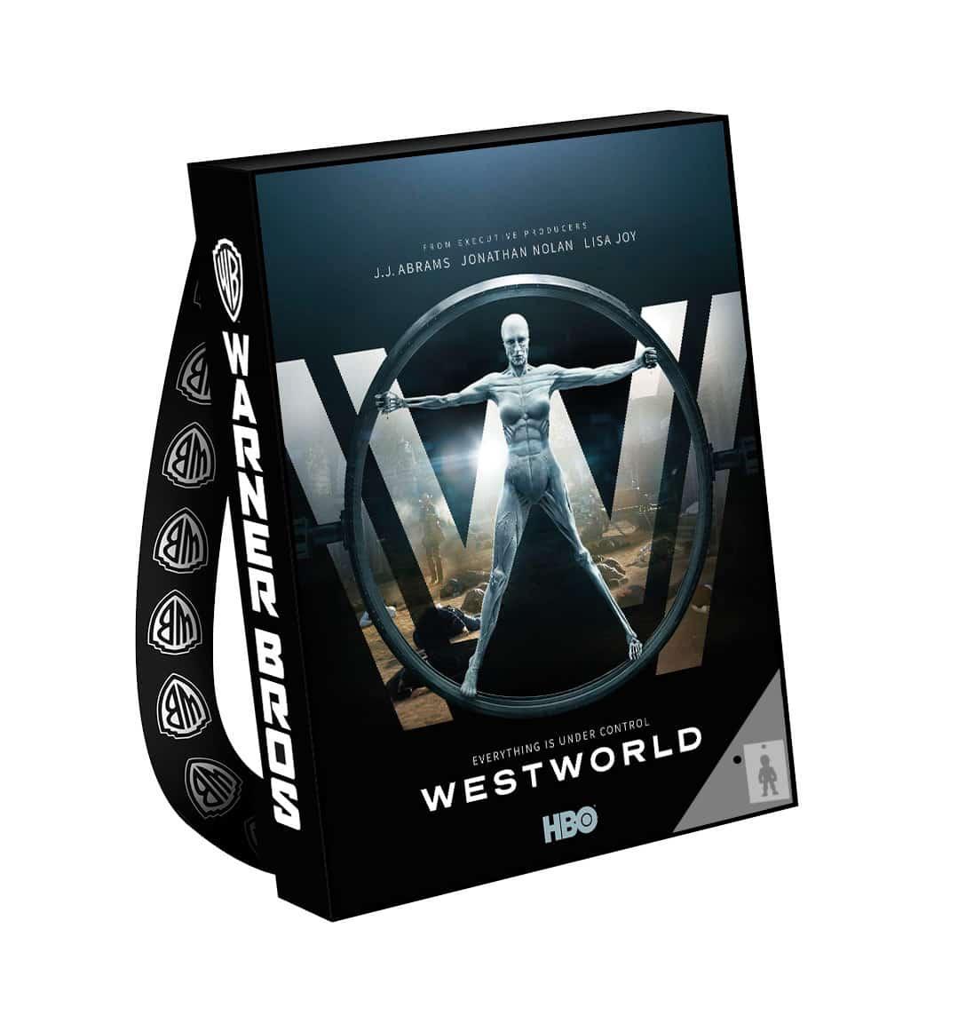 SDCC17 Bag Westworld