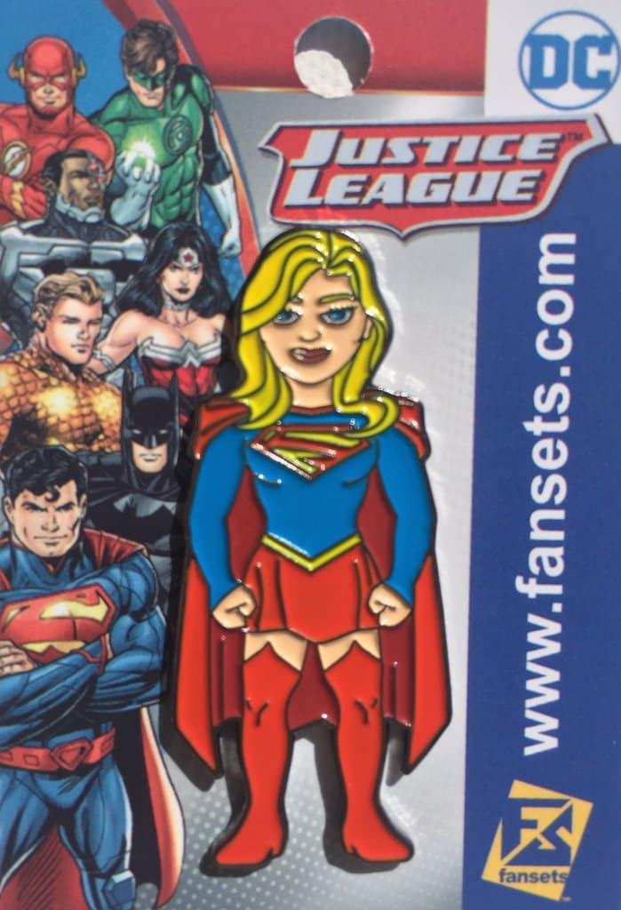 SDCC17 Pin Supergirl