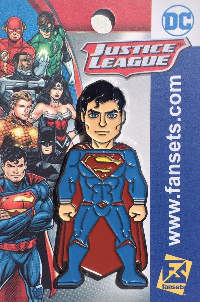 SDCC17 Pin Superman